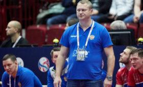 Главный тренер мужской сборной России погандболу Кокшаров подал вотставку
