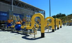 Болгария начала получать газ по «Турецкому потоку»