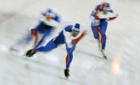 Российские конькобежцы выиграли ЧМиустановили мировые рекорды