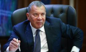 Борисов дал обещание Путину погрузиться в проблемы ТЭК за три месяца