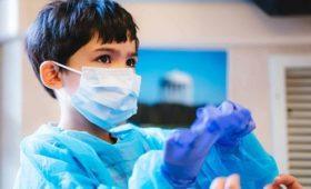 Дети реже заражаются коронавирусом. Tак ли это?