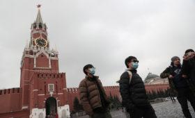 Кремль не увидел повода для введения в России режима ЧС из-за вируса