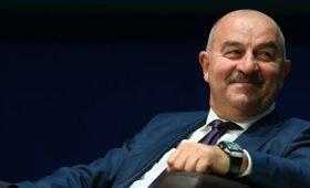Черчесов назвал основного вратаря сборной России