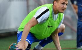 Луценко установил рекорд РПЛпоголам головой