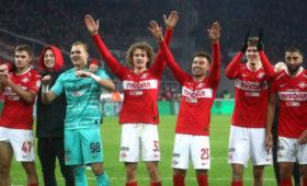 «Спартак» обыграл «Арсенал» ипрервал серию изтрех поражений вочных встречах вРПЛ