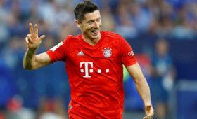 Роберта Левандовски признали лучшим игроком чемпионата Германии