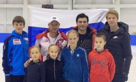 Фигуристы Плющенко тренируются подпесню «День Победы»