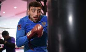 Источник: боксер Кушиташвили готов выплатить компенсацию пострадавшему росгвардейцу