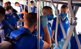 «Оренбург» отказался играть с«Краснодаром» из-завспышки коронавируса
