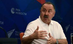 Газзаев опроверг слухи оготовности вернуться вЦСКА