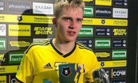 17-летний вратарь «Ростова» установил рекорд РПЛпосейвам