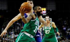 Журналист ESPN обвинил баскетболиста НБАИрвинга врасизме