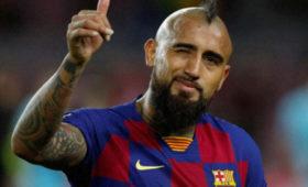 Видаль подвел итоги матча «Барселоны» с«Вальядолидом»
