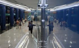 Станция метро «Новокрестовская» переименована вчесть «Зенита»