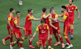 «Арсенал» обыграл «Динамо», больше тайма играя вменьшинстве вматче РПЛ
