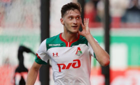 «Локомотив» напоследней минуте ушёл отпоражения аутсайдеру РПЛ
