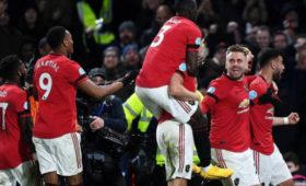 «Манчестер Юнайтед» готов продать шесть игроков