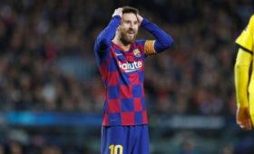 Экс-футболист «Барселоны» Дюгарри резко высказался вадрес Месси