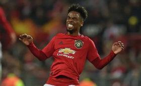 Полузащитник Эйнджел Гомес покинул «Манчестер Юнайтед»