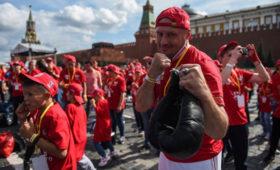Международный день бокса отметят вРоссии вонлайн-формате 22июля