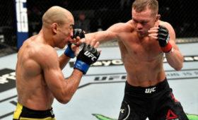 Алду объяснил поражение отПетра Янанатурнире UFC