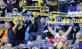 «Крылья Советов» и«Ростов» сыграли вничью вматче РПЛ. Клубы завершали игру вменьшинстве