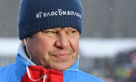 Губерниев вступился запокинувшего СБРДрачева