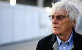 Уэкс-главы «Формулы-1» 89-летнего Берни Экклстоуна родился сын