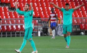 «Реал» победил «Гранаду» иприблизился кчемпионству