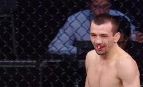 Аскаров победил Пантожу ивошёл впятёрку лучших бойцов наилегчайшего веса