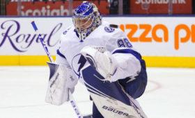 Василевский признан лучшим голкипером НХЛповерсии NHLNetwork