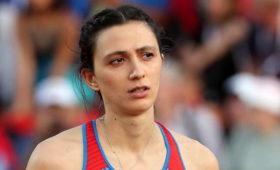 Легкоатлетка Ласицкене неможет получить призовые за«Русскую зиму» втечение пяти месяцев