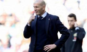 Зидан высказался опобеде «Реала» над«Хетафе»