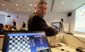 Карпов высказался отемнокожих шахматистах