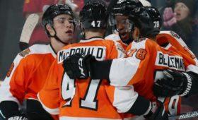 НХЛотменила первый вкарьере голПроворова вплей-оффНХЛ