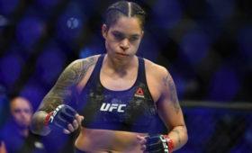 Куницкая назвала Нуньес лучшей девушкой-бойцом вUFC