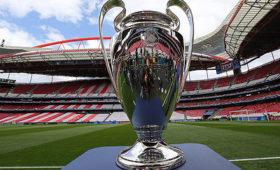 Стали известны всечетвертьфиналисты Лиги чемпионов