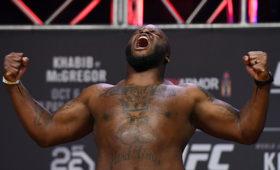 Американский боец UFCпрокомментировал победу надОлейником