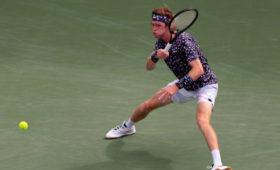 Рублёв уступил впервом круге турнира ATPвНью-Йорке