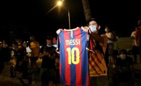«Вероятность 90%»: «Барселона» нашла способ сохранить Месси