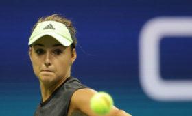 Россиянка Калинская проиграла настарте турнира WTAвНью-Йорке