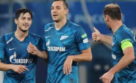 «Зенит» стал пятикратным обладателем Суперкубка России пофутболу