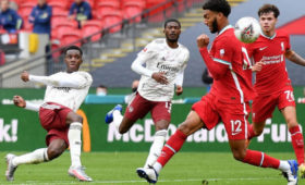 «Арсенал» всерии пенальти обыграл «Ливерпуль» изавоевал Суперкубок Англии
