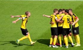 «Химки» упустили победу надтульским «Арсеналом»