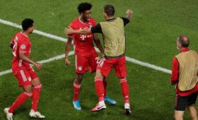 «Бавария» выиграла шестой титул ЛЧвсвоей истории