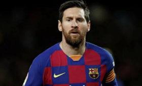 «Барселона» объявила цену Месси