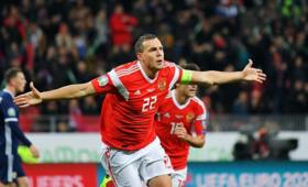Сборная России пофутболу проведет матчи беззрителей