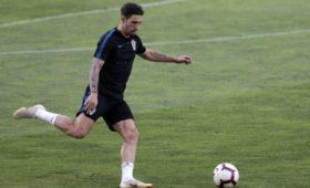Футболисты «Атлетико» Корреа иВрсалько инфицированы коронавирусом