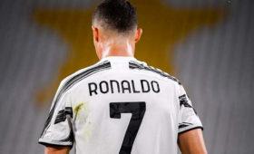 СМИ: Криштиану Роналду рассматривает возможность ухода из«Ювентуса»