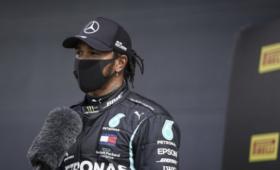 Хэмилтон стал победителем Гран-приВеликобритании